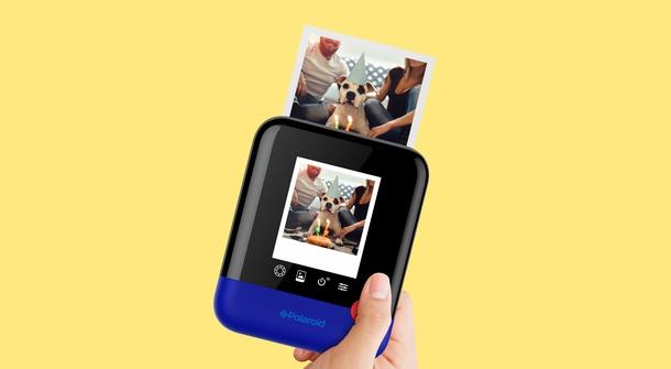 Polaroid Pop instant digital camera debuts at CES 2017