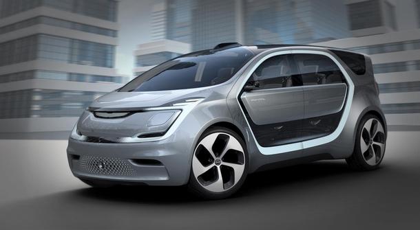 Chrysler Portal Concept: designed by the Millennials for the Millennials