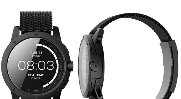 MATRIX PowerWatch: the first smartwatch, powered by you