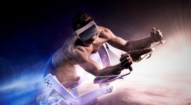 The future of staying fit: see the ICAROS Active VR Experience