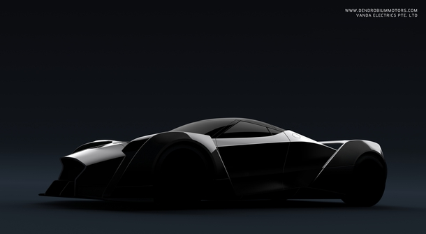 Geneva Motor Show will show us the first all-electric hypercar from Singapore