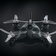 Nimbus, the full body monocoque carbon fiber racing quad copter