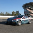 Race-ready Tesla S reaches 100 kph in just 2 seconds