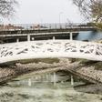 Madrid gets world's first 3D-printed footbridge