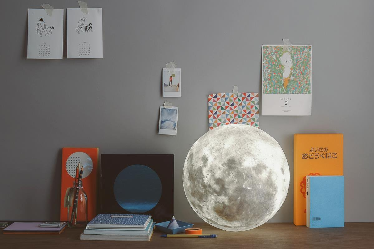 you can bring the moon in your room now living plugin