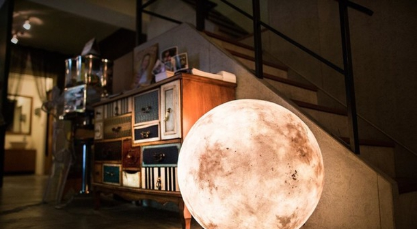 You can bring the Moon in your room now