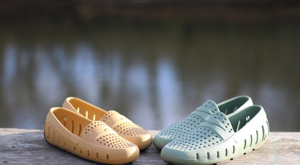 Floafers could be the comfy shoes of choice for this summer