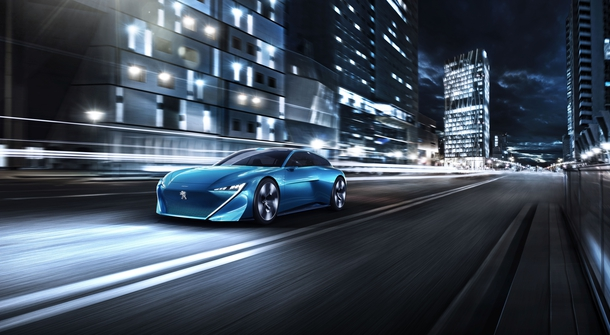 Peugeot is counting on its INSTINCT at Geneva