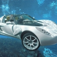 sQuba concept vehicle transforms into 'cabrio sub'