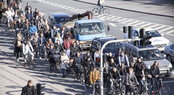 Can you guess the world's most bike-friendly city?