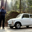 Cost per 100 kilometers? One euro. We drove the electric Zastava 750!