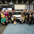 Students from American universities are to be involved with creating a new autonomous vehicle