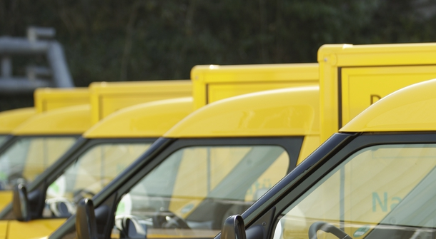 German postal service is building their own EVs
