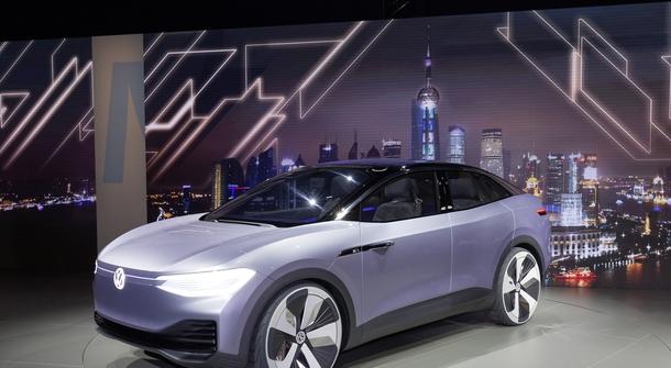 I.D. Crozz is Volkswagen's third electrifed concept