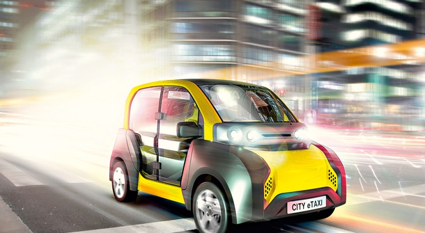 Future Taxi: The Ivory Tower of Yesterday