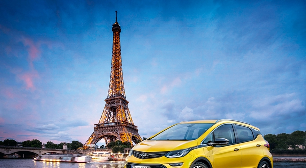Most important cars from Paris Motor Show 2016