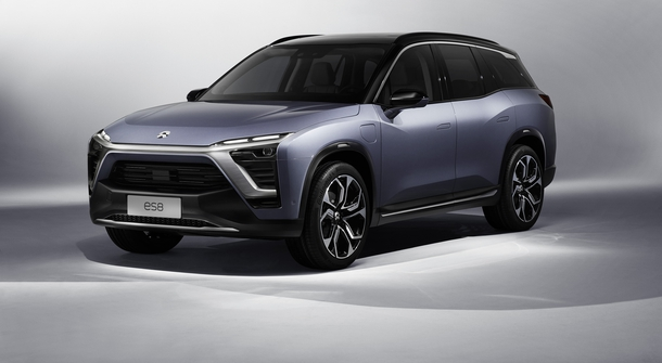 Nio coming with an electric crossover for China market
