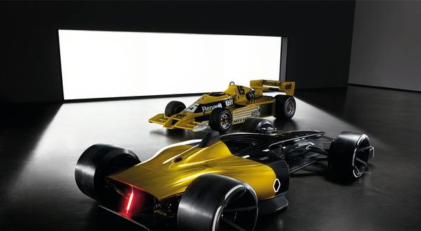 Renault hints at the future of Formula 1