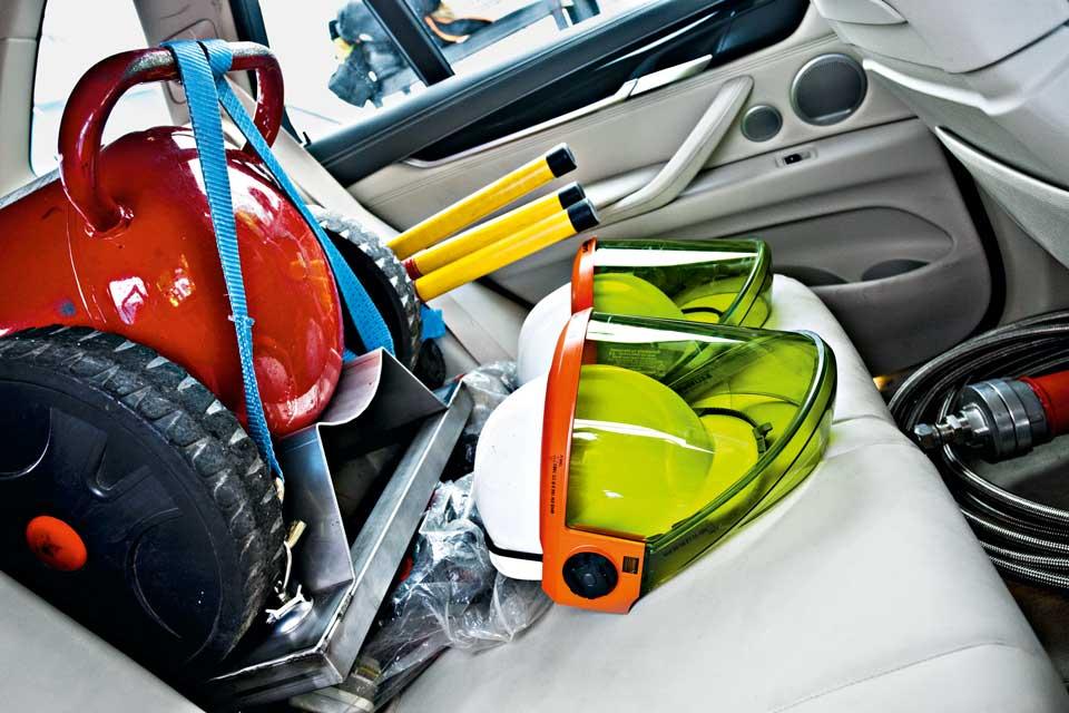 The BMW X5 Plug-in Hybrid