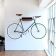 Knife & Saw: a Bicycle in the middle of the living room?
