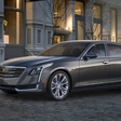 Cadillac CT6 to be Equipped with Plug-In Hybrid Technology
