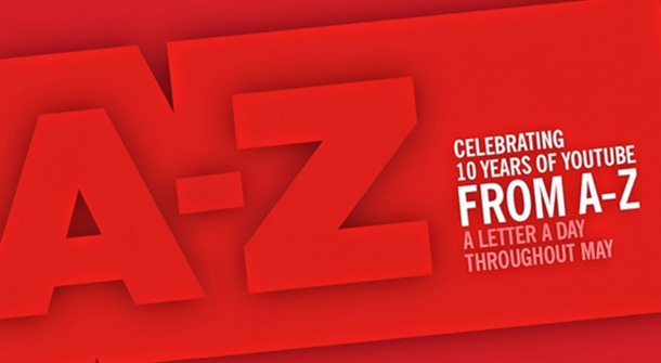 YouTube Celebrates Tenth Anniversary