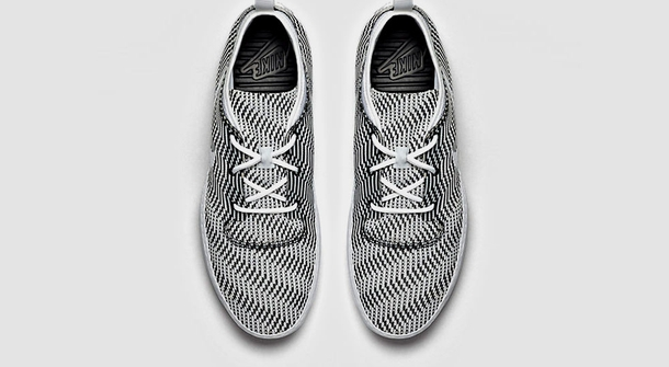 Nike Solarsoft Costa Jacquard: air sneakers as slippers