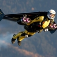 """Jetman"" trained a new rocket-man and flew over Dubai – proof the future is already here"