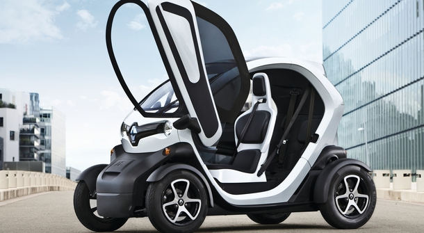 Twizy is coming to Canada this summer