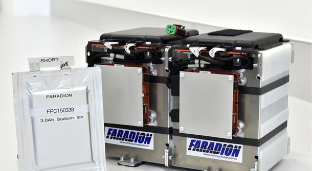 Sodium-ion batteries are here