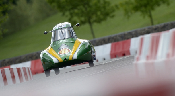 Shell Eco-Marathon Europe 2015