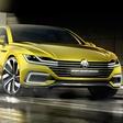 Volkswagen Sport Coupé GTE Concept