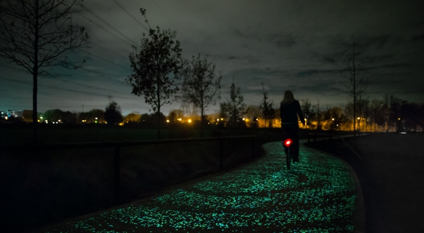 Van Gogh cycle path: where history and future meet