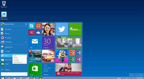 Illegal Windows 10 will be marked