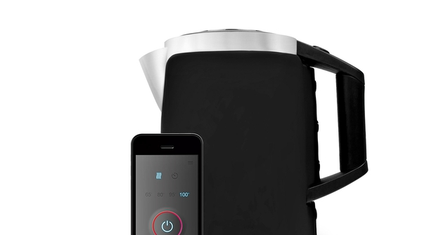 The coffee machine made smarter
