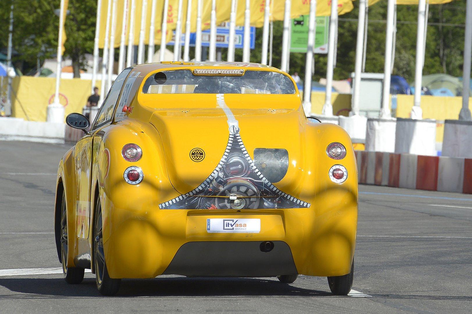 Shell Eco Marathon Europe 2015 New Achievements In Low