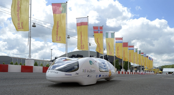Shell Eco-marathon Europe 2015 - new achievements in low fuel consumption