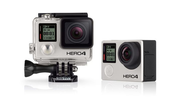 GoPro with Their Own Drone