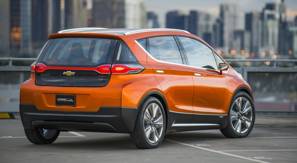 Chevrolet will have to rename Bolt