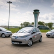 Renault Zoe Joins the Fleet at Farnborough Airport