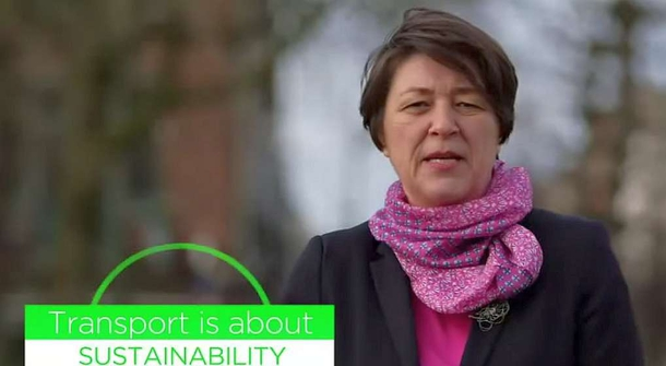 Commissioner Violeta Bulc's vision of the future for EU transport
