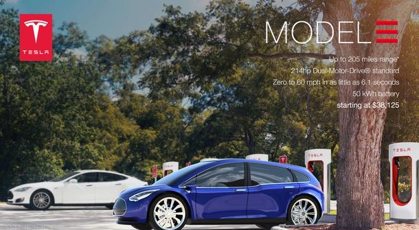Tesla Model 3 a. k. a. The Affordable Tesla