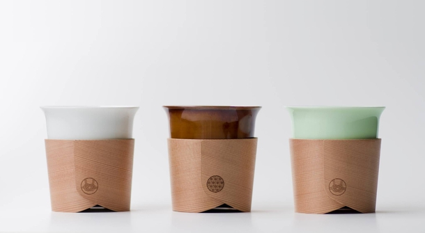 Haori Cup: the art of drinking tea the Japanese way