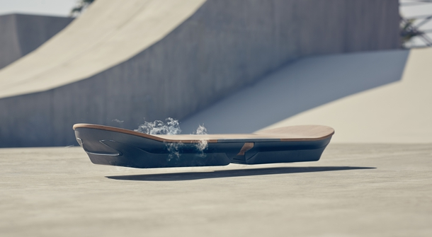 Hoverboard Becomes Reality?