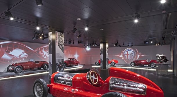 Alfa Romeo re-opens the doors to its Historical Museum