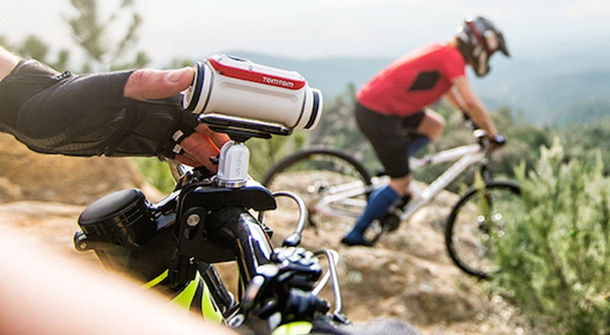 TomTom Bandit Action Camera: Make your life's most eventful moments shine at 60 fps