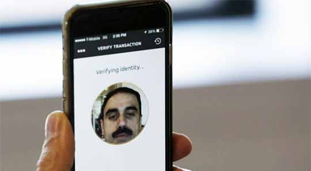 Enter your PIN no more. Verify payments via selfie!