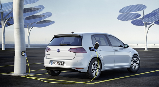 Volkswagen To Build 12,000 Charging Points In Germany