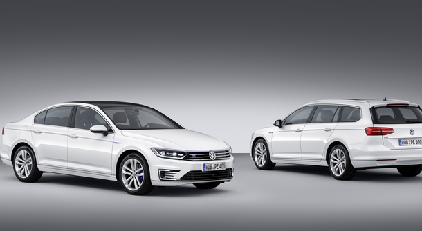 New VW hybrid coming soon?