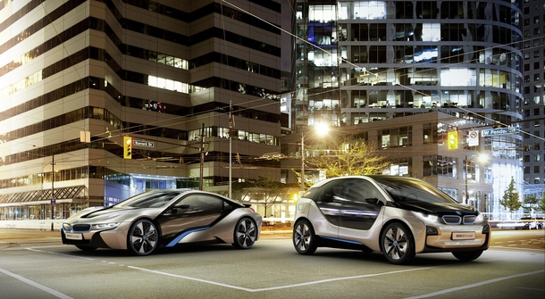 BMW to go all-electric by the next decade